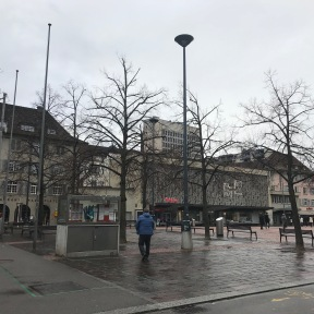Marktplatz Oerlikon